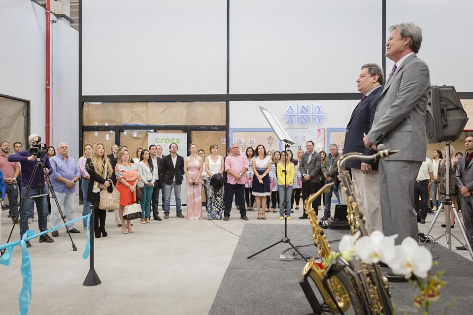 Inauguração Outlet Fernão Dias