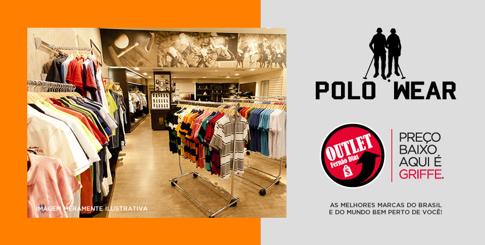 Polo Wear Outlet Fernaodias